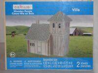Creatology 3d Wooden Puzzle villa In The Countryside