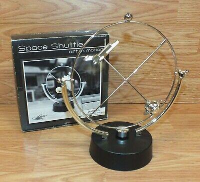 Space Shuttle Kinetic Sculpture Art