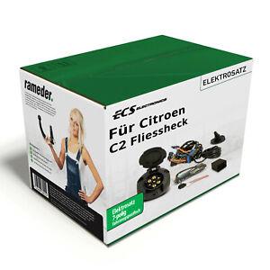 7poliger-ECS-E-Satz-fahrzeugspezifisch-fuer-CITROEN-C2-Fliessheck-03-05-Neuware