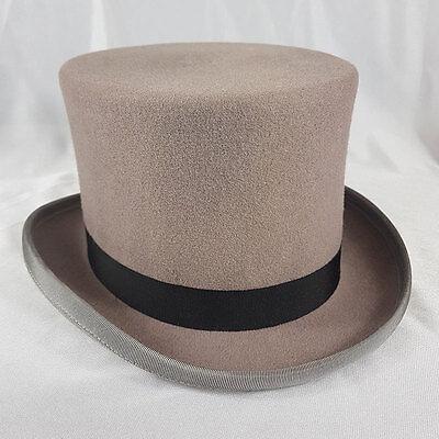 Cappello Tortora Derby Topper Wilson E Stafford Ltd Nuovo Con Scatola-mostra Il Titolo Originale