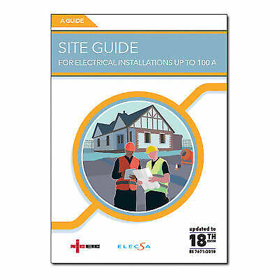 Niceic site guide pour les installations 100 A couvre 18th Edition regs