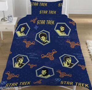 Star Trek Bettwäsche Kirk Co Classic Tos Neu Ovp Ebay