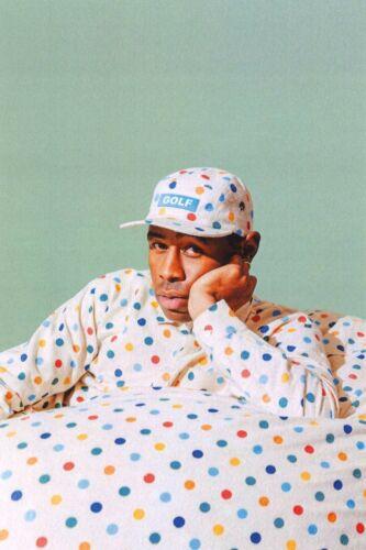 """Tyler the Creator Flower Boy Poster Hip Hop Artist Art Print 13x20/"""" 20x30/"""" 24x36"""