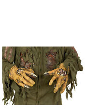 Friday the 13th Costume Accessory, Mens Jason Voorhees Hands