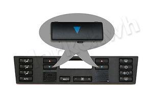 Nuevo-BMW-5-Serie-X5-E39-E53-Boton-Control-De-Aire-Acondicionado-Azul-Enfriador