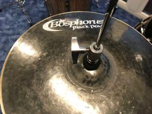 BOSPHORUS-Black-Pearl-Series-13-034-HiHat-TOP-SOUND-NEU