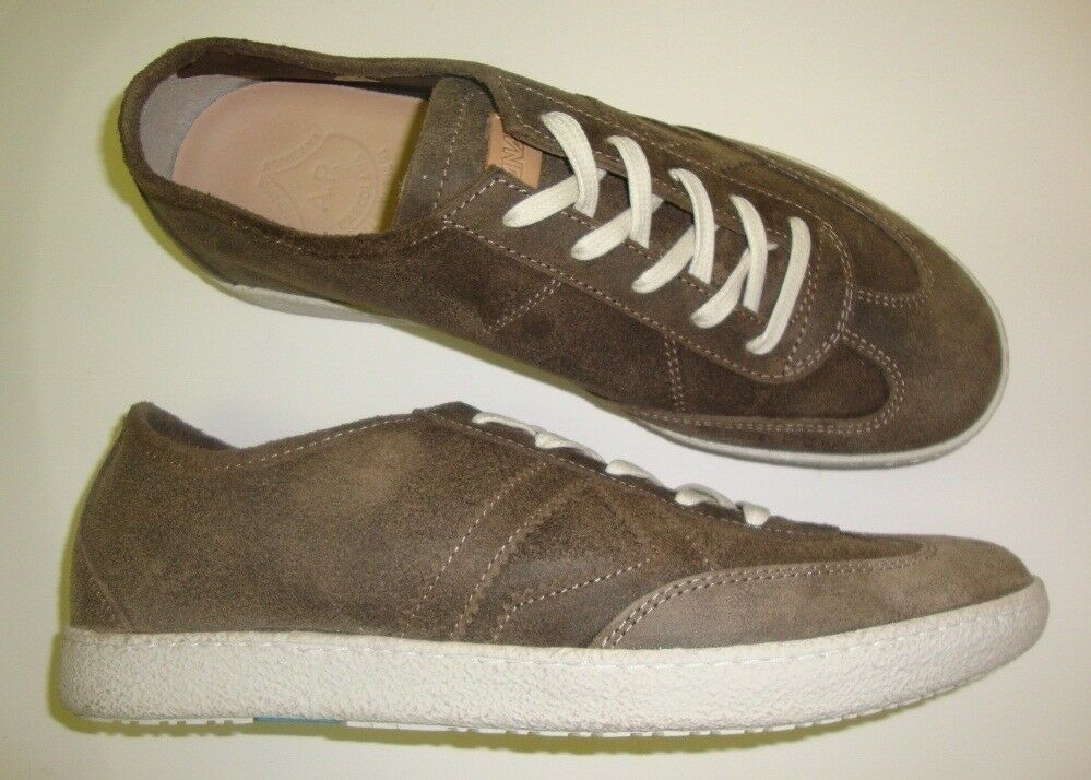 Lascolana Lasco Tempo Libero2 Low shoes Sneakers Casual shoes Leather Brown New