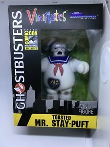 Vinimates Ghostbusters Movie Mr Stay Puft Marshmallow Vinyl Figure