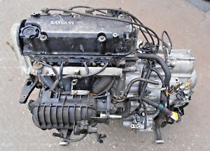 HONDA-1-6-ENGINE-WITH-AUTOMATIC-GEARBOX-OLD-FACTORY-STOCK-BUT-GENUINE-NEW-UNITS