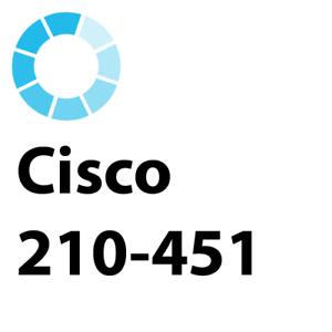 Understanding Cisco Cloud Fundamentals CCNA 210-451 Test CLDFND Exam QA PDF+SIM