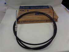 TELEFLEX SSC6218 QUICK CONNECT II STEERING CABLE 18'  MARINE BOAT