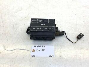 96 97 98 99 infiniti i30 interior fuse relay box oem | ebay  ebay