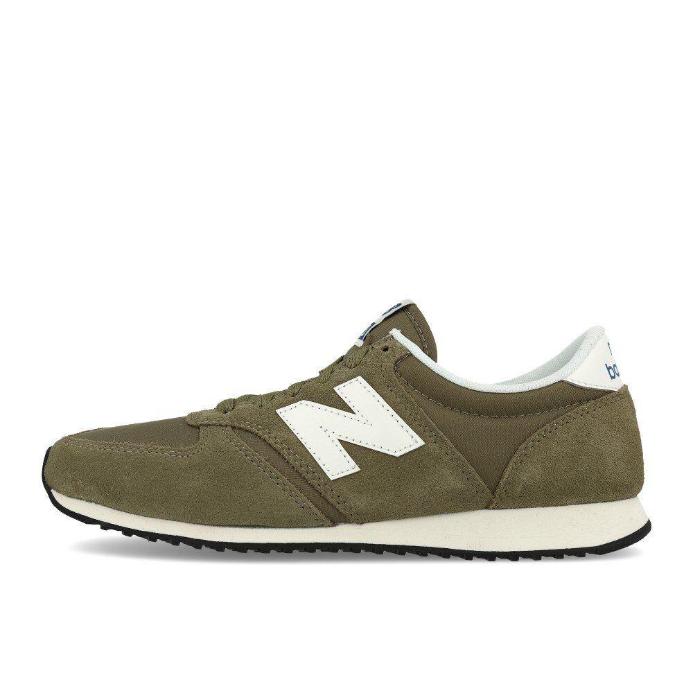 New Balance U 420 D GRB Grün Schuhe Turnschuhe Grün Weiß