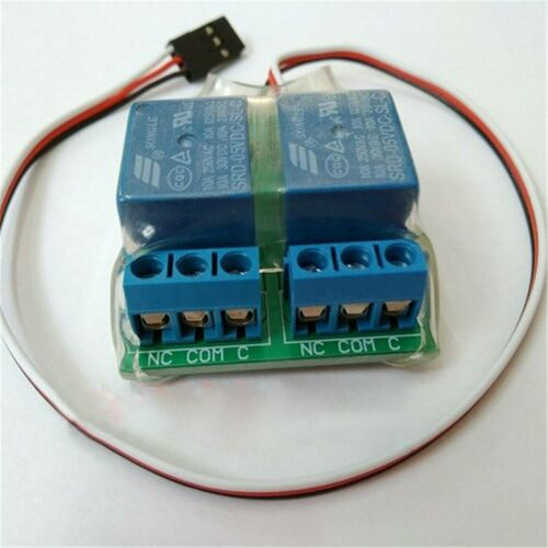 US5V Q1 Relay Switch PWM Model Remote Control For RC Drone FPV Quadcopter Launch