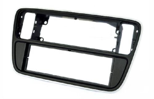 Carav 11-312 autoradio radio diafragma para VW Up skoda citigo SEAT Mii negro DIN
