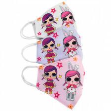 Kids Dolls Face Mouth Mask Kids