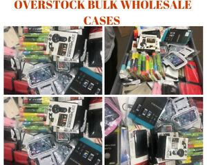2cd926e5e Details about Bulk Wholesale Lot of 55 Mixed Cell Phone Cases and  Accessories ASSORTED