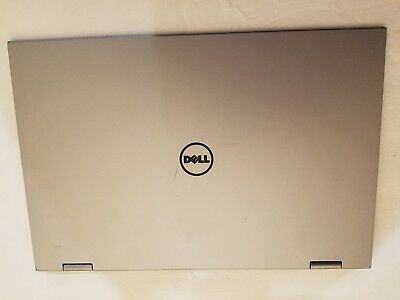 Genuine Dell Inspiron 7359 LCD Top Back Cover Lid no Hinges 02PKF4 2PKF4