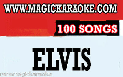 BRAND NEW MAGIC SING Karaoke MIC ELVIS SONGS W/SONGLIST