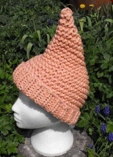 Instructions imprimées-SUPERFAST PIXIE Slouch Beanie Hat Tricot Motif