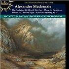 Alexander Mackenzie - : The Cricket on the Hearth Overture; Music for Coriolanus; Benedictus; Twelfth N (2012)