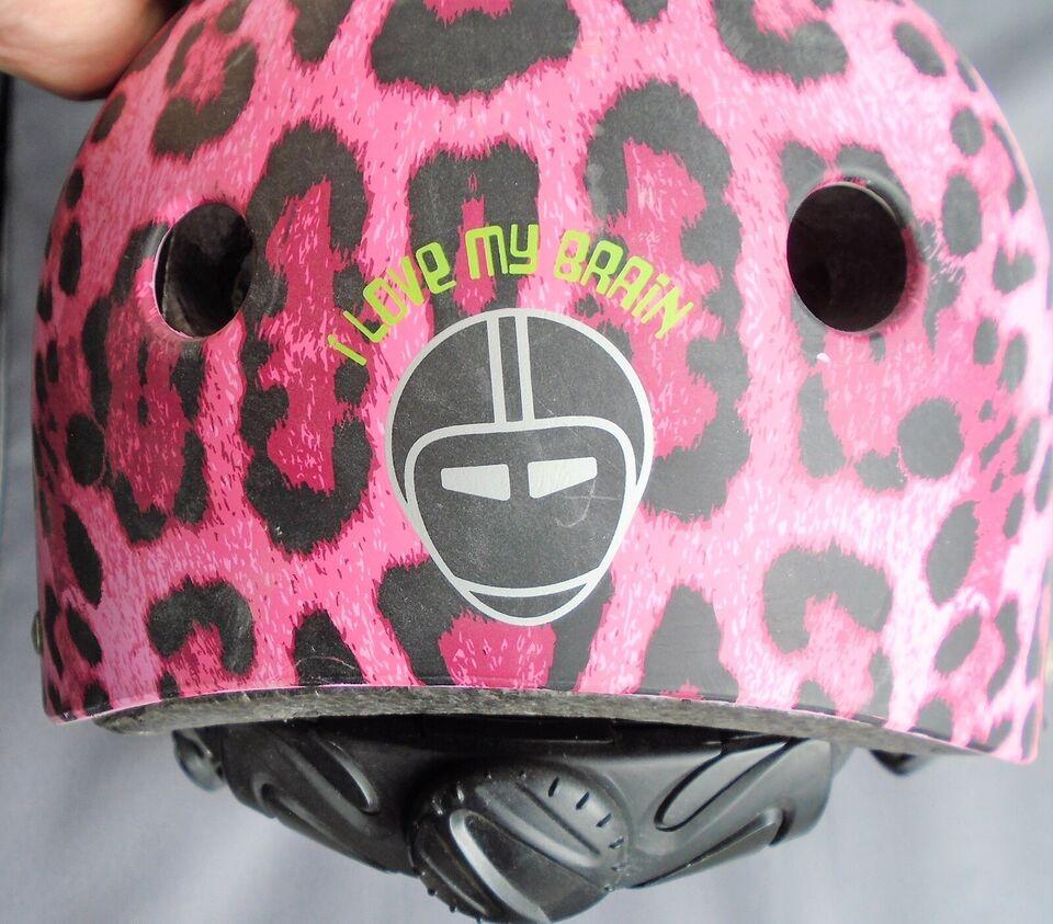 Cykelhjelm, Nutcase hjelm t cykel skater rulleskøjter str