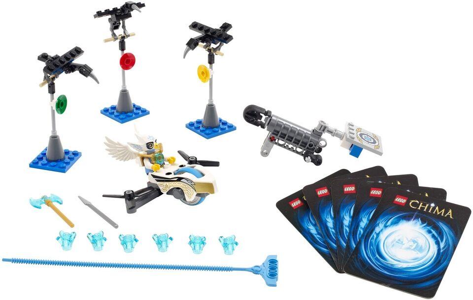 Lego andet, CHIMA 70101 Target Practice UÅBNET