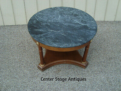 60337 Bombay Marble Top Coffee Table Stand Ebay