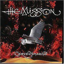 Carved-in-Sand-von-Mission-the-CD-Zustand-gut