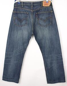 Levi's Strauss & Co Hommes 501 Jeans Jambe Droite Taille W33 L28 BBZ522