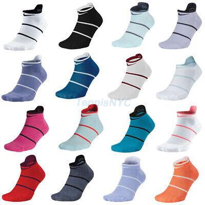 første kig kvalitet på engros NIKE Court Essential No Show Tennis Socks Unisex SX6914 Federer Nadal  Williams | eBay