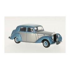WHITEBOX 208830 Bentley MK VI RHD silber/hellblau metallic 1:43 Modelauto NEU! °