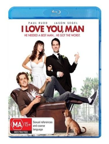 1 of 1 - I Love You Man Blu-Ray Region B