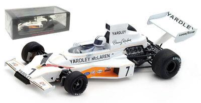 Denny Hulme McLaren M23 Ford Formel 1 GP Schweden 1973-1:43 Spark 5392