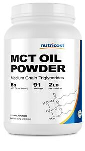 Nutricost-MCT-Oil-Powder-2LBS