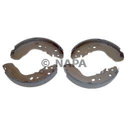 Sport Utility Rear NAPA//PROFORMER BRAKE PADS-SHOES-TS Drum Brake Shoe-4 Door