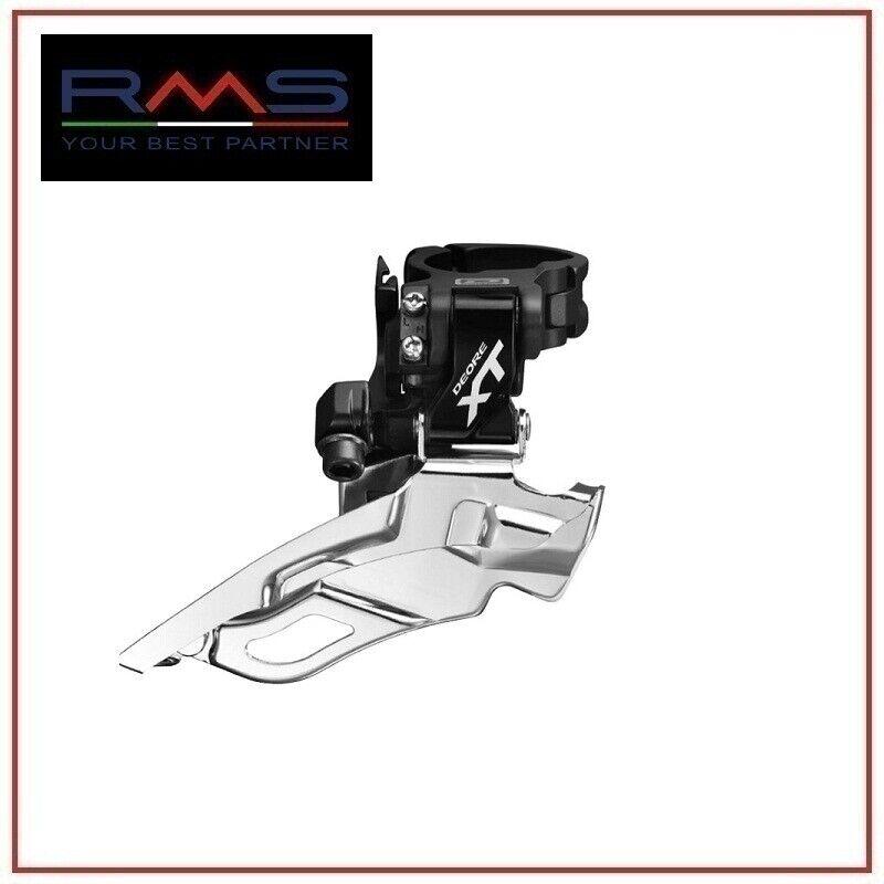 DERAGLIATORE XT FDM785 dual pull 2V fascetta 34.9mm down swing