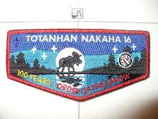 Totanhan Nakaha 16,2015,100th Ann OA,Glows N Dark,Moose Flap,GHOSTED FDL,WWW, MN
