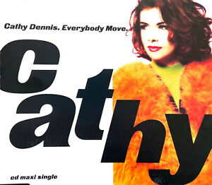 Cathy-Dennis-Maxi-CD-Everybody-Move-Europe-M-VG