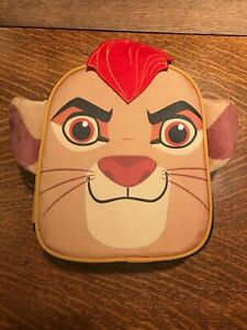 024d6e2ebfb4 Details about Disney The Lion King Simba Face Head School Rectangle Lunch  Bag