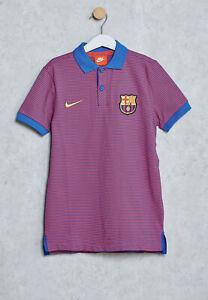Pole-Nike-Barcelona-Barca-Youth-Unisexe-810348-480-Neuf-Originale-Tricot