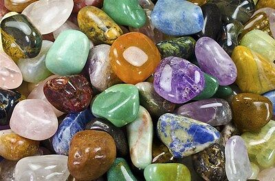 Tumbled Brazilian Stones - Extra Large - 'A' Grade - 2 Full Pounds!