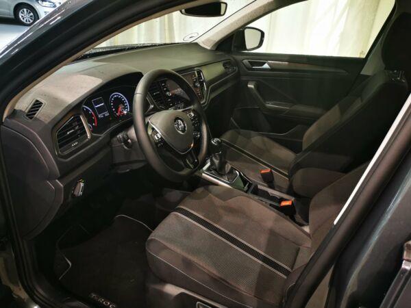 VW T-Roc 1,0 TSi 115 Style - billede 1