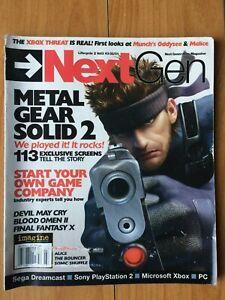 Next Generation Game Magazine Lifecycle 2, Vol. 3 #3 March 2001.