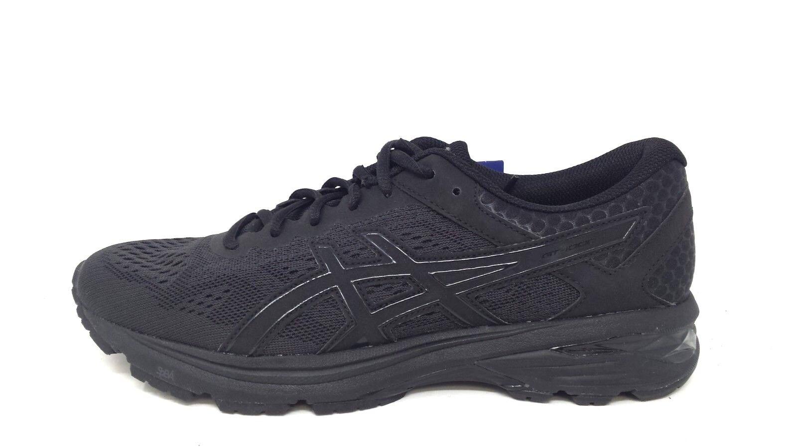 New  ASICS Men's GT-1000 6 Running shoes T7A4N Black 88R sm