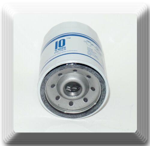 Lot of 6 Engine Oil Filter SO4457 PH3682 Fits Infiniti Mercury Nissan Subaru VW