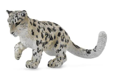 Snow Leopard Cub 8 cm Wild Animals Collecta 88497