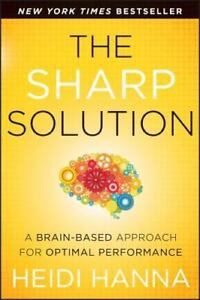 Hanna-Heidi-The-Sharp-Solution-UK-IMPORT-BOOK-NEW