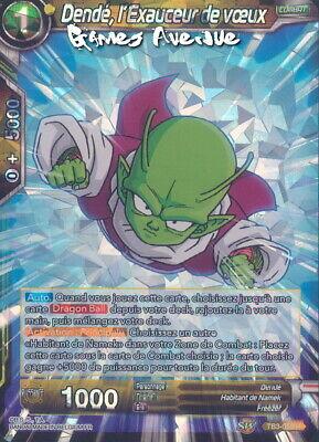 Dragon Ball Super Card Game Vie ou Mort TB3-057 R//VF Nail
