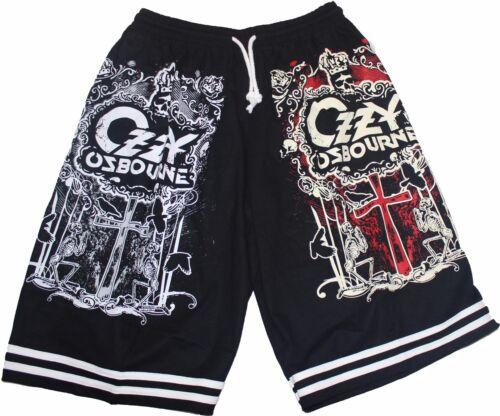OZZY OSBOURNE Short Pants Music Rock Metal Death Thrash Heavy Black Alternative